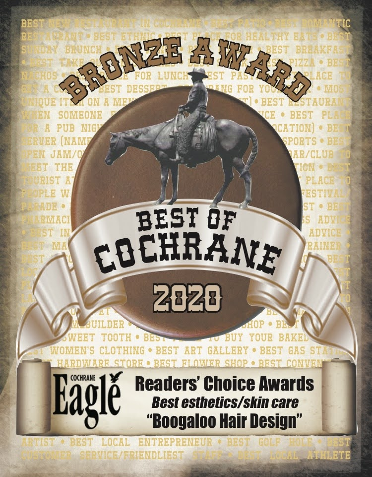 Town of Cochrane Bronze Award 2020