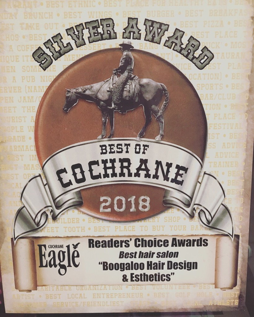 Best of Cochrane Silver Award